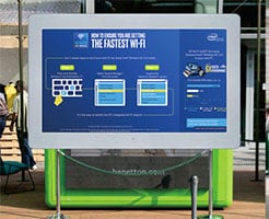 ST750 Digital Signage