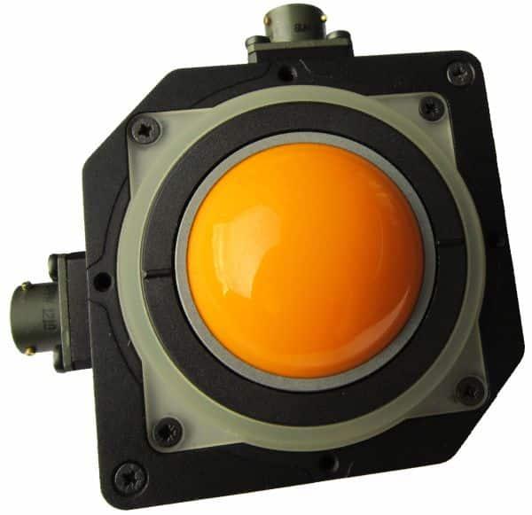 Rugged 50 mm Military Trackball Module 2020