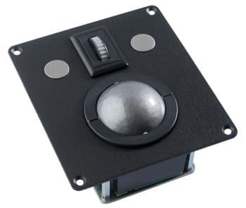 NSI IP68 trackball with scroll wheel