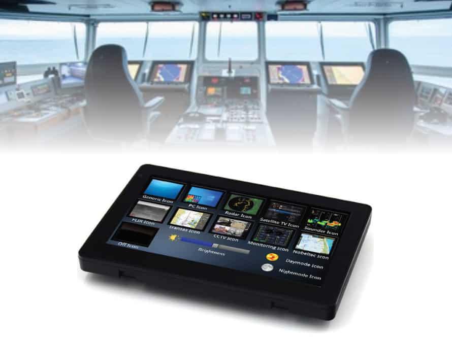Seatronx Digital Matrix Switching Command Control system (SCC).