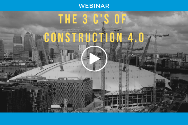 the 3 Cs of Construction 4.0 in resources