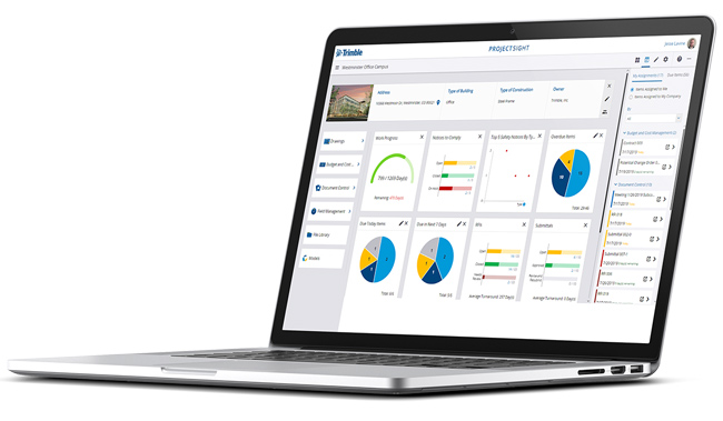 general contractor project management software