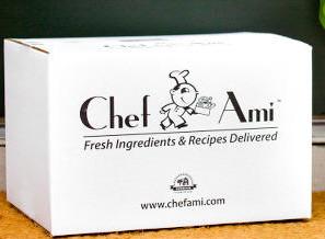 chef ami box