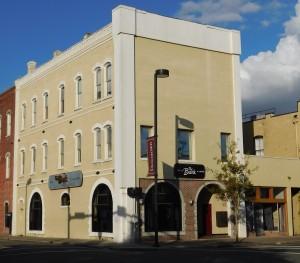 The Bank Bar at 22 W. University Ave. and Duttons Vault next door.