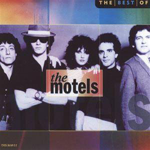 Marty Jourard is second from left in this photo of the Motels.