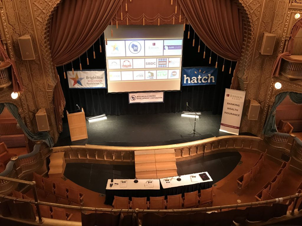 2018 Hatch Entreprenuer Stage 01