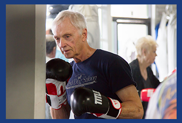 Parkinson's Exercise classes Orange County