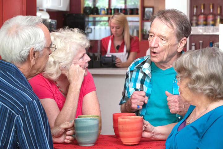 Parkinson's Support Groups