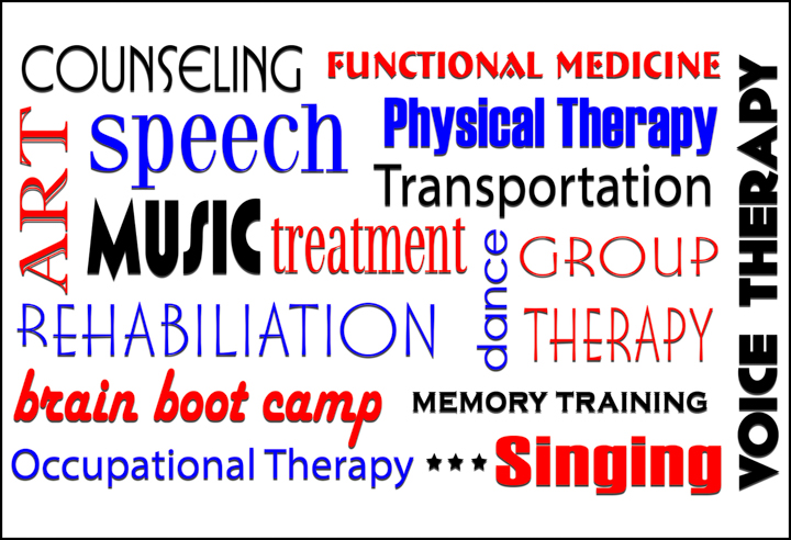 Parkinson's speech therapy physical therapy