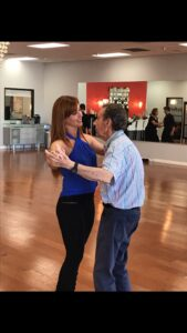 Parkinson's Dance Therapy
