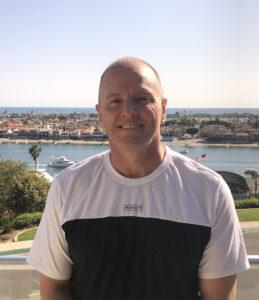 Tony Garrett Parkinson's Trainer