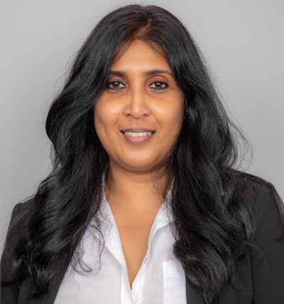 NALINI RAMCHARAN <span>Operations Manager</span>