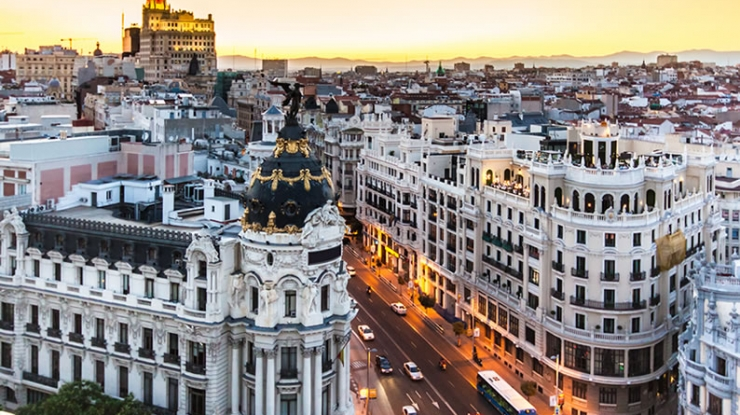 Melhores Destinos: Madrid