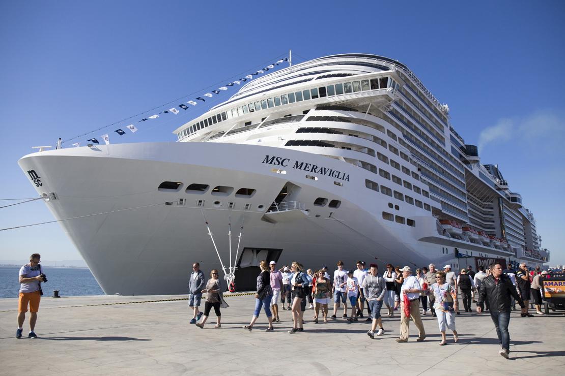 Viajando de Navio pela Europa