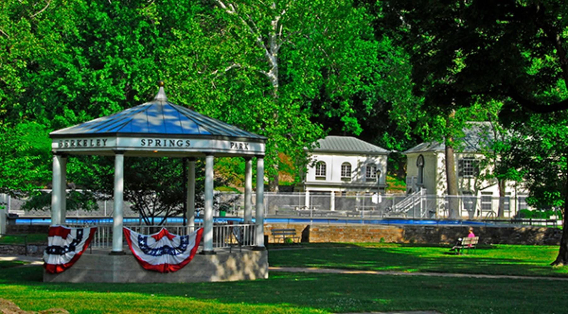 Berkeley Springs State Park