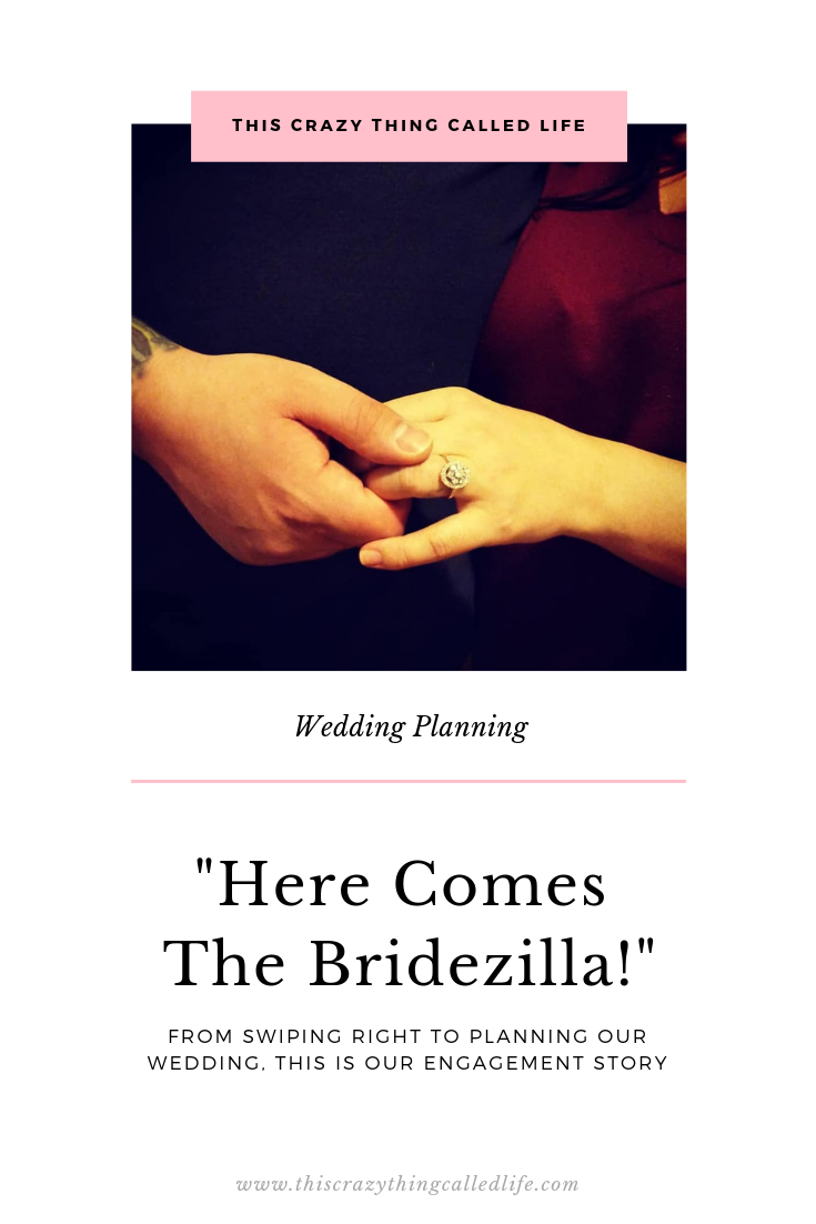 This Crazy Thing Called Life Here Comes The Bridezilla