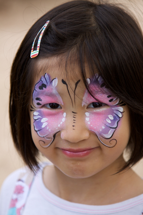 Raleigh Face Painting, Face Painters Raleigh, Face Painting Raleigh NC