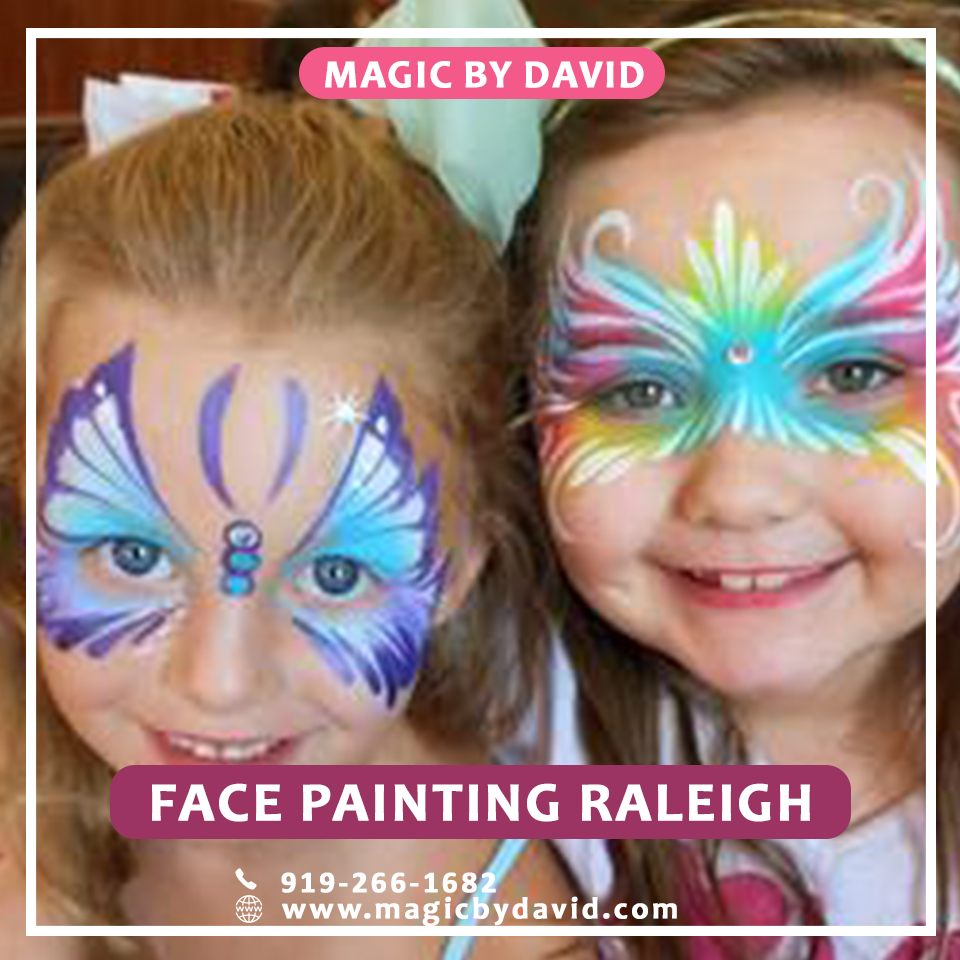 Face Painting Raleigh