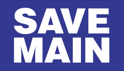 Save Main – Glen Ellyn