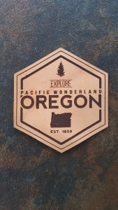 Leather - Pacific Wonderland Patch