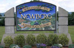 NewbergSign