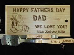 Wood Fathers day