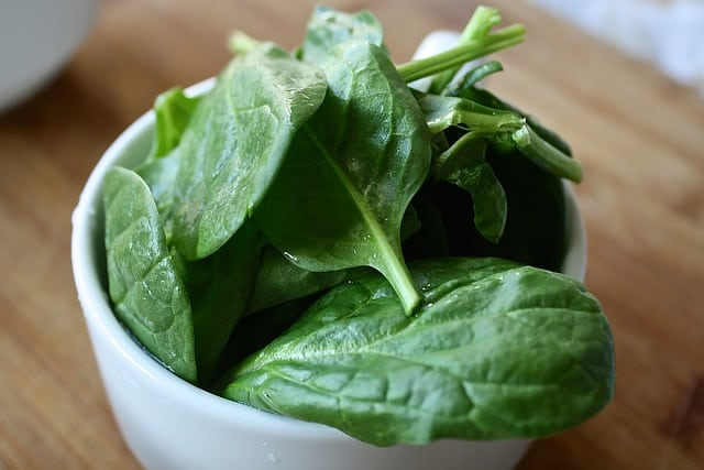 pixabay spinach
