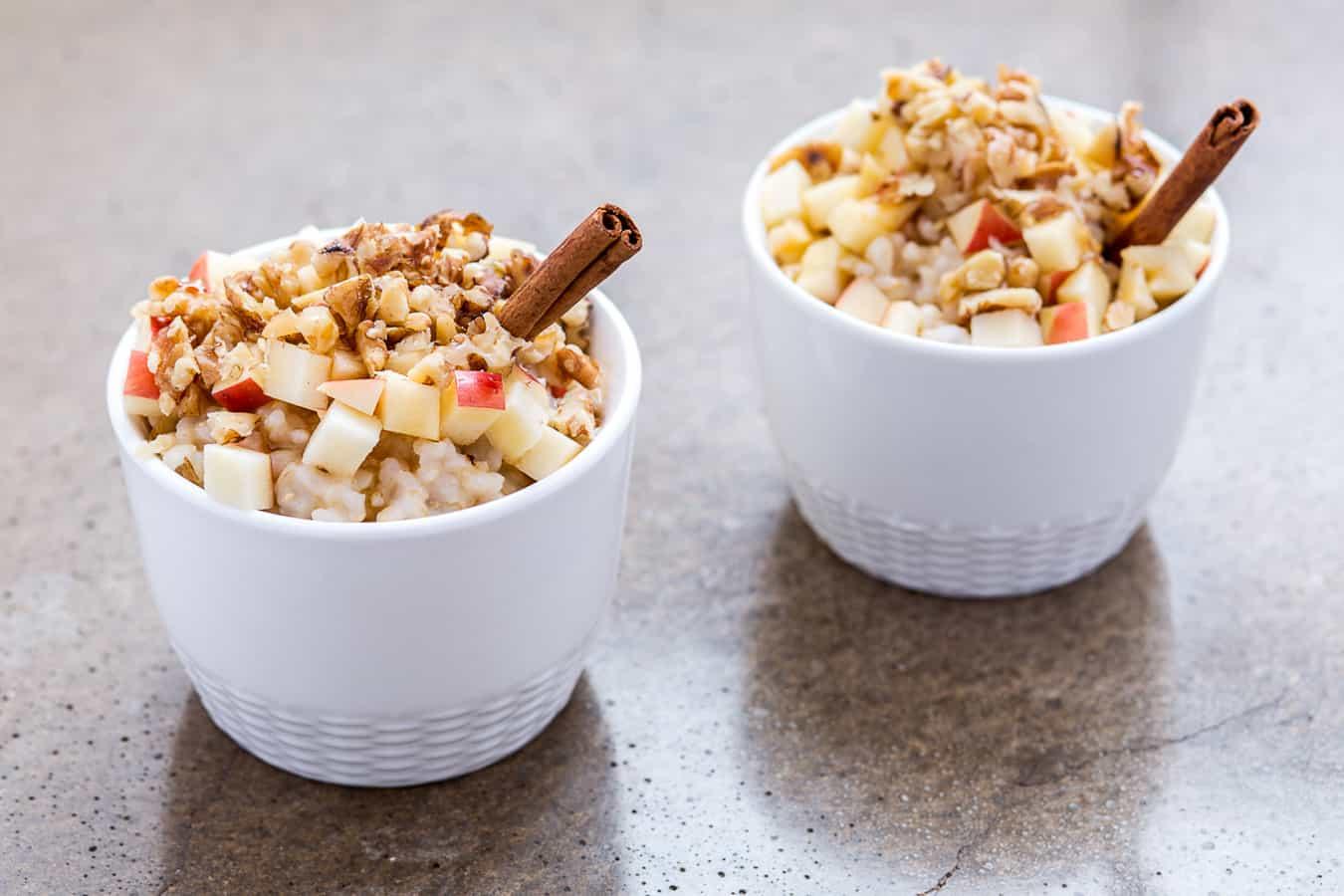 whole grain porridge
