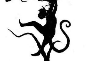Lion or monkey Humberto Machado
