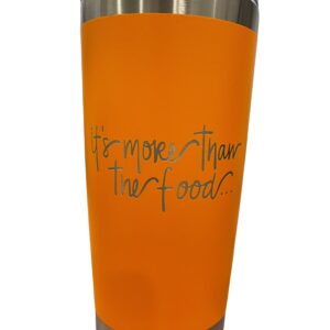 it's more than the food tumbler