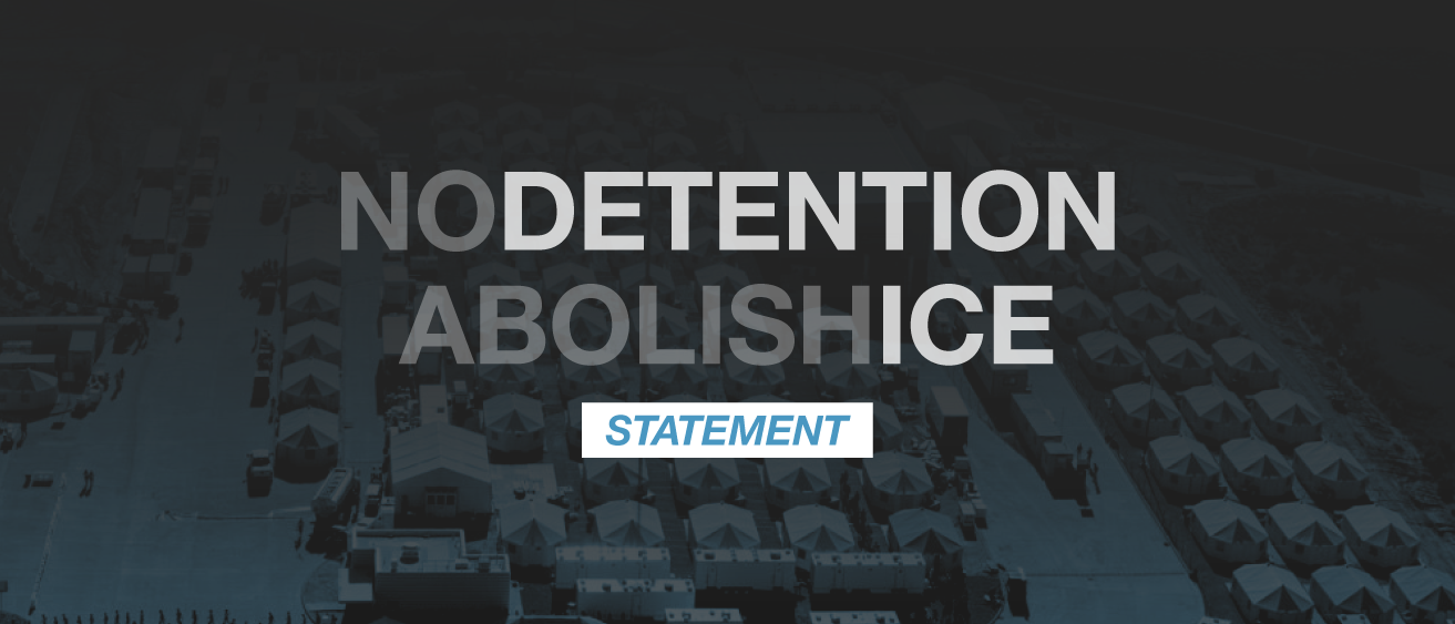 Statement: Community Power Prevails Over Immoral Private Prison Corporation