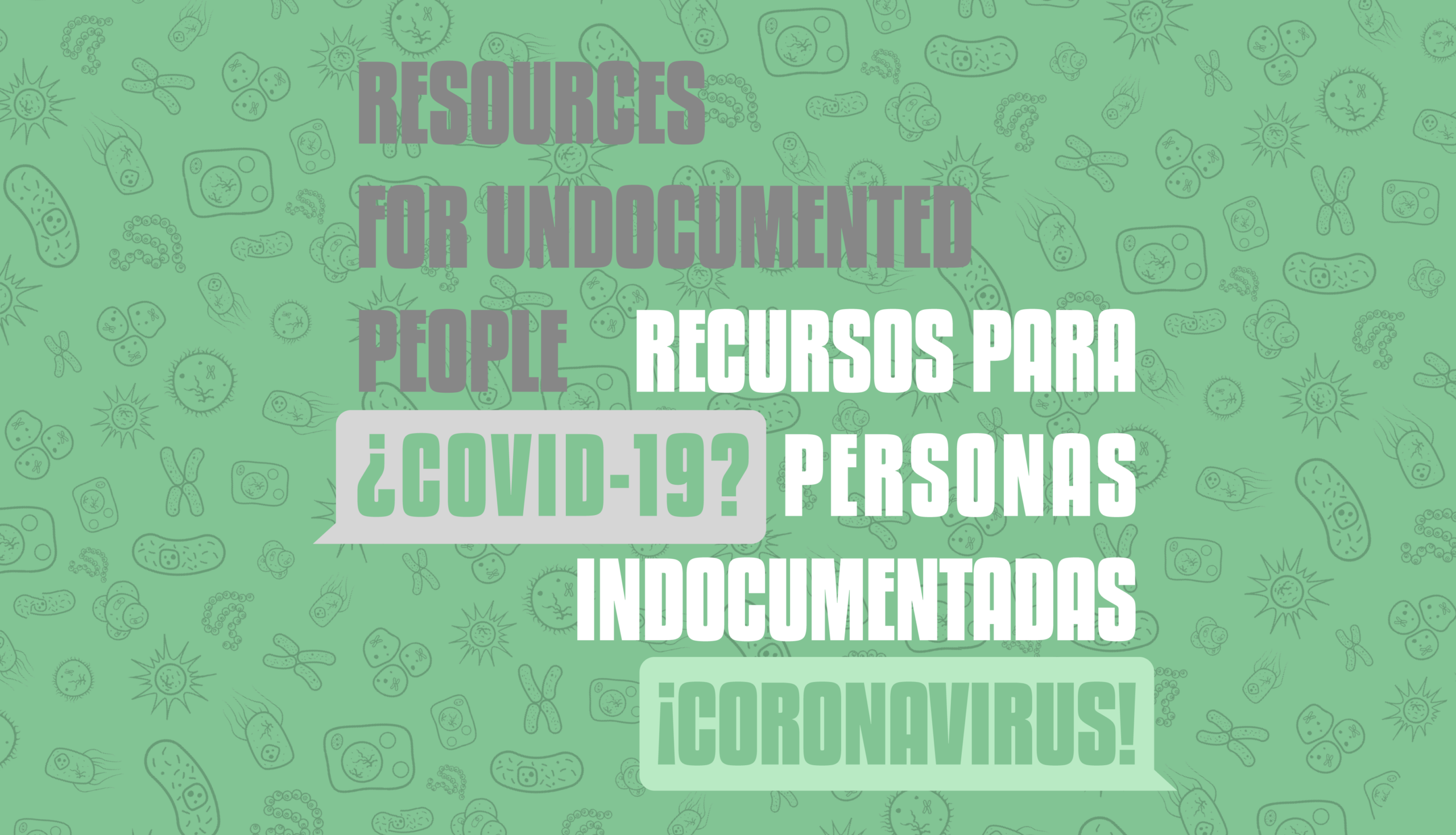 COVID-19 Resources For Undocumented Californians