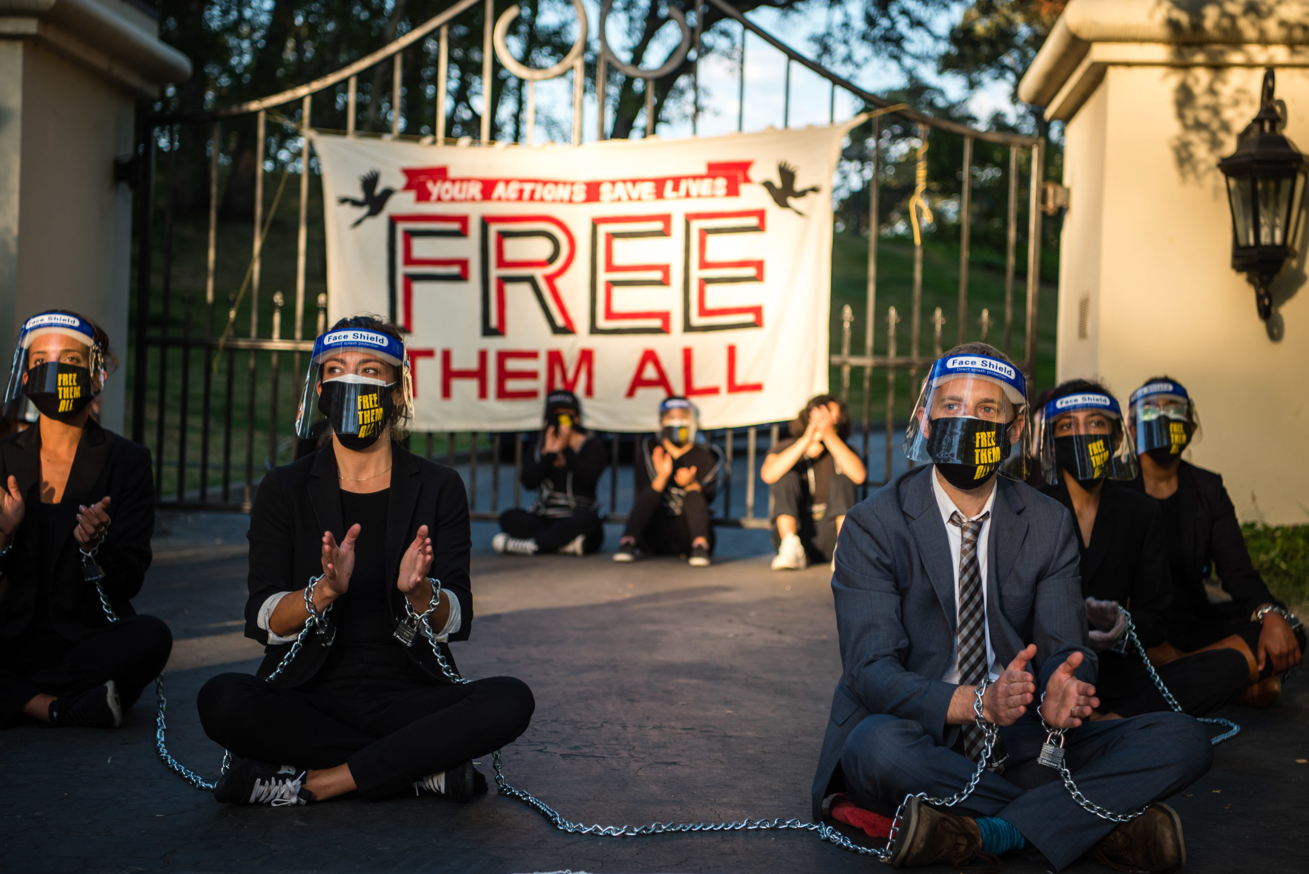 #FreeThemAll: Incarceration Is A Health Hazard, We Merely Got A Glimpse Of It