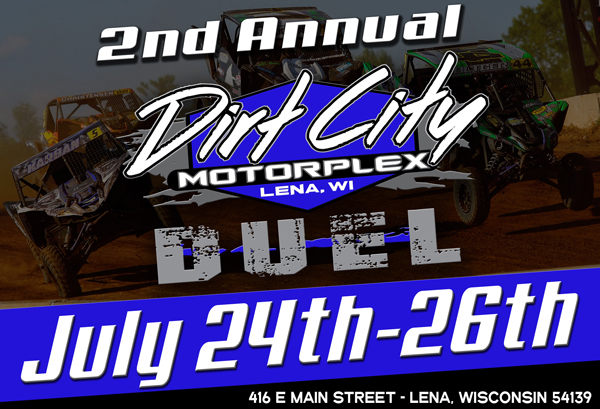 2nd Annual Dirt City Duel July 24th-26th