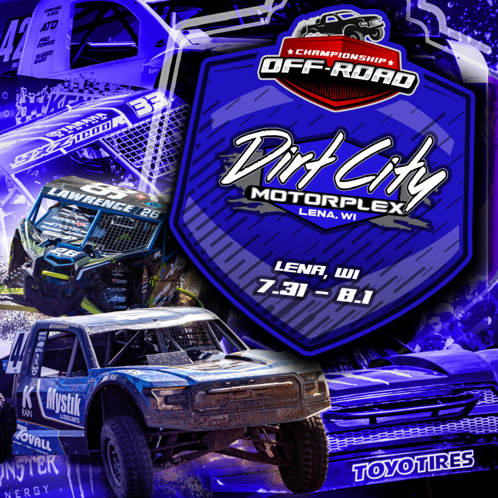 3rd Annual Dirt City Duel July 31st - Aug. 1st, 2021