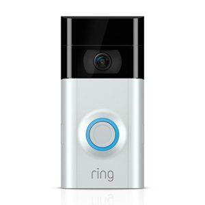 Ring Doorbell, DIY backplate, Marilynn Taylor,