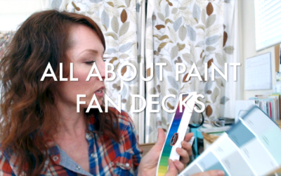 Paint Fan Decks- The What, The How, The Where