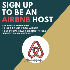 Airbnb ambassador free mentoring vacation rental short term rental host coaching