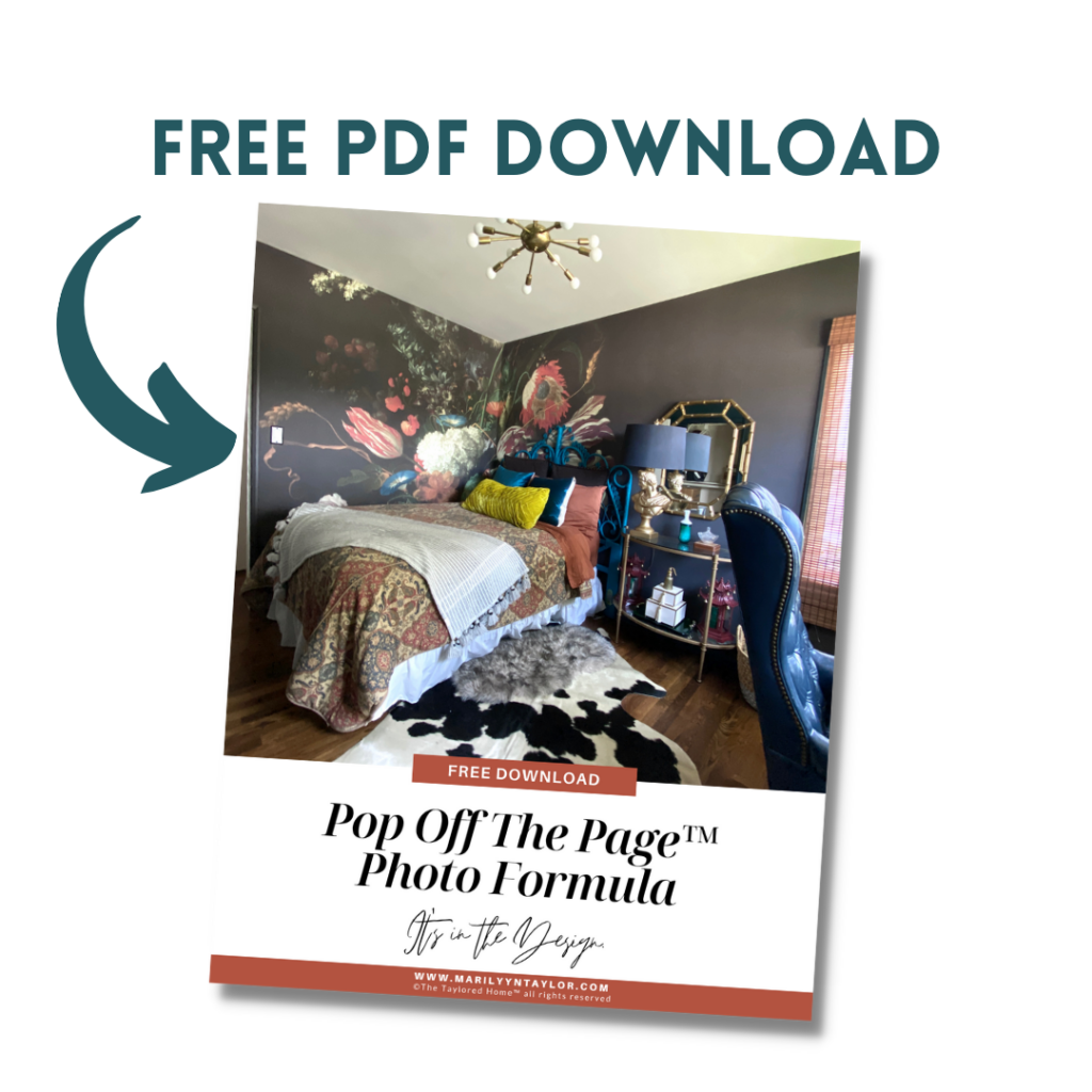 pop off the page photo formula helps airbnb hosts make their listing stand out.