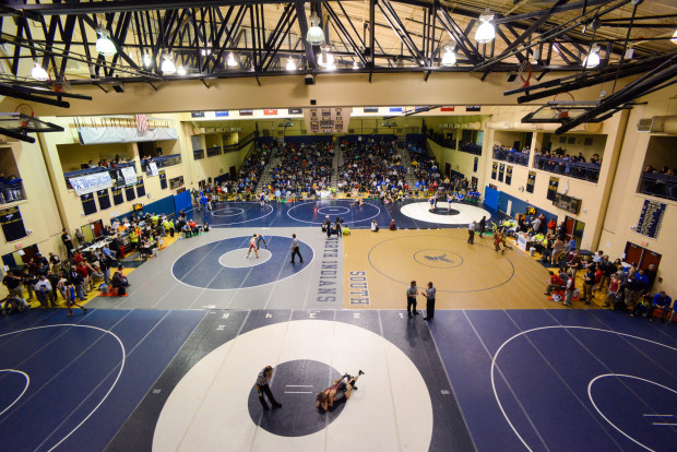 Council Rock South Gymnasium