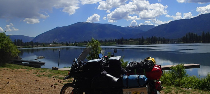 Leaving Montana behind and back to Canada (B.C)