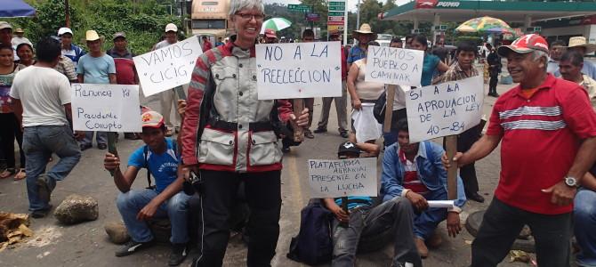 Stuck in Guatemala's Politics