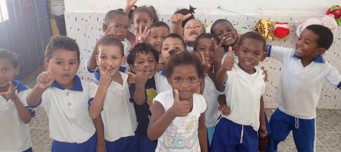 Visit of SOS Chidren's Village Projects in Cartagena