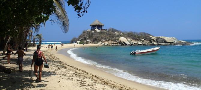 Cartagena and Santa Marta