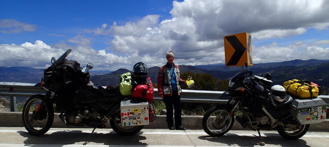 From Quito South Through The Andes