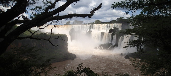Side Trip to Paraguay and back to Puerto Iguazu