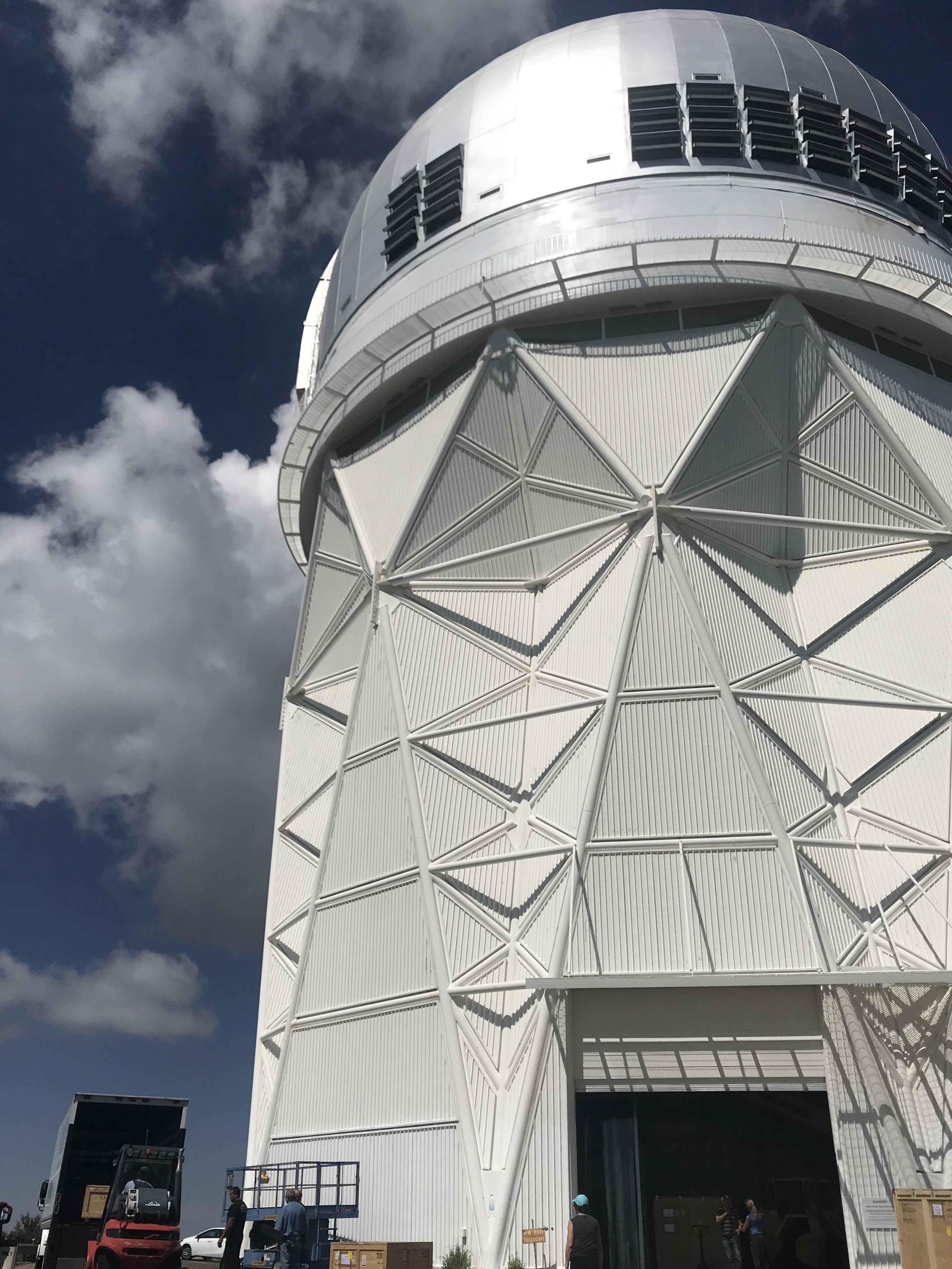 Dark Energy Spectroscopic Instrument