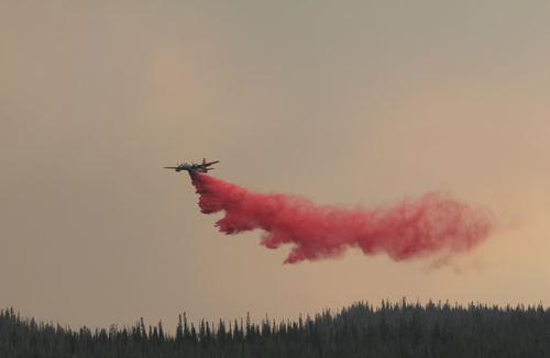 Wyoming Guard to Fight California Wildfires