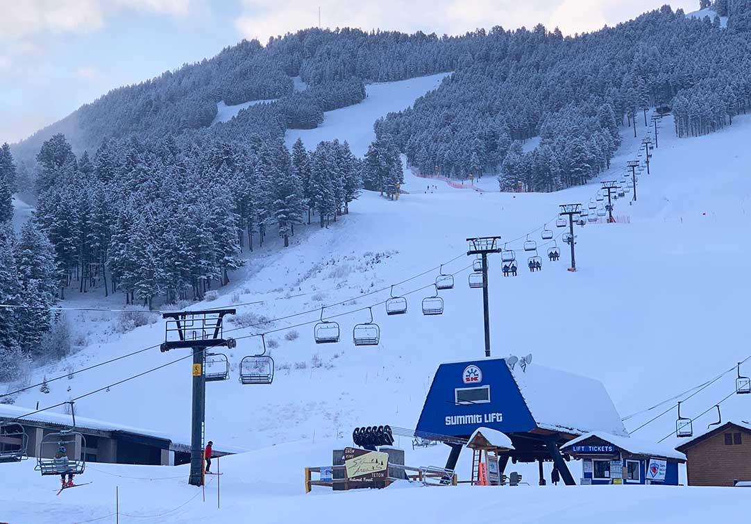 Snow King Mountain Begins 82nd Season