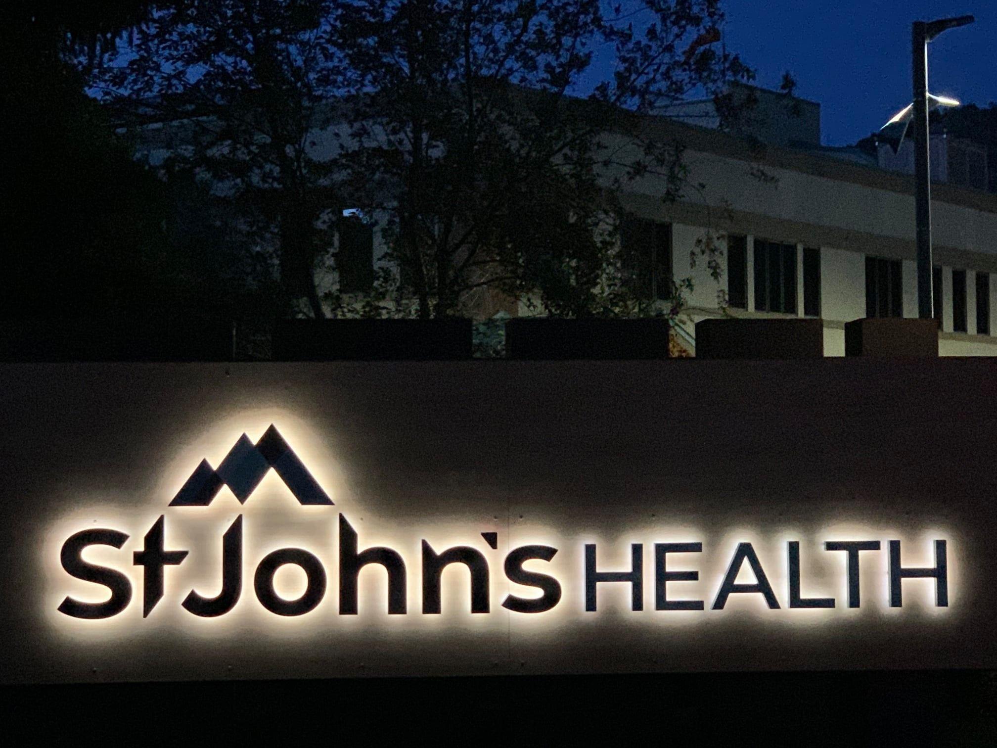 St. John's Health Wins